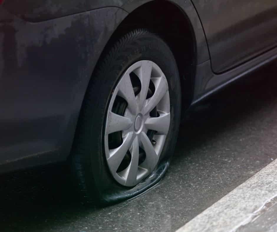 Tire Change service in Stockbridge